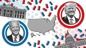 Kiểm phiếu tại Bầu cử Mỹ 2020 khác biệt như thế nào so với những năm trước?
