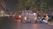 Hoàng loạt xe ben 'đại náo' đường Phạm Văn Đồng bị xử lý
