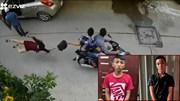 Bắt 2 tên cướp giật túi xách khiến người phụ nữ ngã đập đầu xuống đường