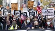 Dân Mỹ  xuống đường trong hoạt động biểu tình mới đòi 'kiểm mọi lá phiếu'