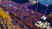 Hàng chục nghìn người xuống đường tuần hành ủng hộ TT Trump