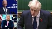 Covid-19: Thủ tướng Anh tự cách ly, ông Biden cảnh báo chính quyền TT Trump