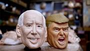Mặt nạ ông Biden đắt khách, mặt nạ TT Trump 'thất sủng'