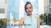 Hoa hậu Khánh Ngân không đặt nặng chuyên môn khi chấm thi sắc đẹp