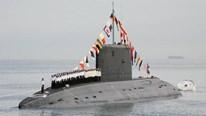 Bên trong tàu ngầm có khả năng tàng hình hơn cả hố đen của Nga