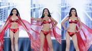 Top 22 Hoa hậu Việt Nam 2020 rực lửa trình diễn bikini