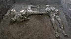 Phát hiện xác nô lệ và chủ nhân nguyên vẹn ở thành phố La Mã cổ đại Pompeii
