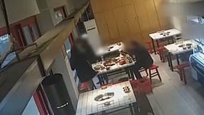 Nhóm thực khách nhảy qua cửa sổ để quỵt tiền ăn của nhà hàng