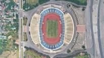 Sân vận động quốc gia Mỹ Đình đại tu chuẩn bị cho Sea Games 31