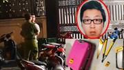 Lời khai bất ngờ của nghi phạm vụ án mạng chặt xác giấu trong vali