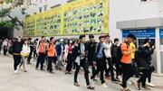 Hơn 30.000 sinh viên HUTECH nghỉ học vì bệnh nhân 1342 nhiễm Covid-19