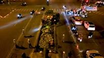 Xén dải phân cách, thi công hầm chui 'giải cứu' điểm nóng ùn tắc giao thông