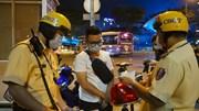 TP.HCM: CSGT hóa trang, trà trộn vào các nhóm đua xe trái phép
