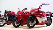 Mô hình xe Ducati có 1-0-2 trên thế giới làm từ ổ cứng máy tính bỏ đi