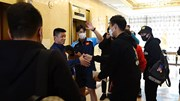 Tuyển Việt Nam hội quân giữa trời lạnh giá chuẩn bị vòng loại World Cup