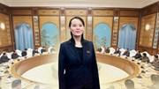 Em gái ông Kim Jong Un tái xuất, đáp trả Ngoại trưởng Hàn Quốc