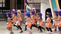 Người Nhật huấn luyện trẻ chịu lạnh như thế nào?
