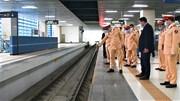 Cục CSGT khảo sát tuyến đường sắt đô thị Cát Linh – Hà Đông