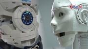 Robot 'made in Vietnam' biết làm thơ, giao tiếp tiếng Anh