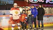 TT Nga Putin làm 'ông già Noel', chia sẻ ước nguyện đêm Giáng sinh