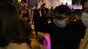 Hà Nội đêm Giáng sinh: Không có khẩu trang, không được chơi Noel