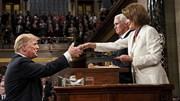 Lần hiếm hoi Chủ tịch Hạ viện Mỹ Nancy Pelosi đồng tình, ủng hộ TT Trump