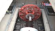 Hạ thổ 'lưỡi dao' hơn 60 tấn đào hầm đường sắt Nhổn – Ga HN
