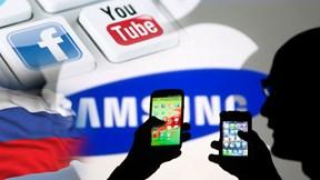 Nga có thể chặn Facebook và YouTube, Samsung vượt mặt Apple tại Mỹ