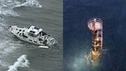 Rơi khỏi du thuyền, người đàn ông bơi 2km tới ngọn hải đăng chờ cứu