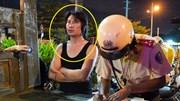 Thanh niên say xỉn lao xe vào CSGT, xé biên bản, đòi chết vì vợ bỏ