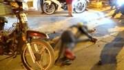 Cấp cứu thanh niên say xỉn chạy ngược chiều bị xe tông đa chấn thương