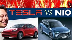 Tesla bất ngờ vấp đối thủ đáng gờm tại Trung Quốc