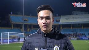 Bùi Hoàng Việt Anh nói gì sau khi giúp Hà Nội FC đạt Siêu Cúp 2020?