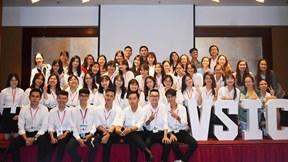 Sinh viên chế tạo xe lăn, sản phẩm hỗ trợ giấc ngủ thắng giải thưởng VSIC