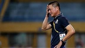 HLV Chu Đình Nghiêm tố Nam Định 'chơi xấu' sau khi thua đậm