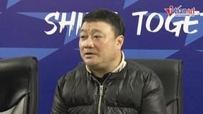 HLV Trương Việt Hoàng trần tình lý do Viettel thua sốc trước Hải Phòng