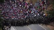 Cảnh sát Guatemala chặn dòng người di cư đổ về Mỹ vì lời hứa của ông Biden