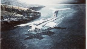 """""""Quái vật biển Caspi"""" đã được Liên Xô chế tạo như thế nào?"""