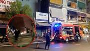 TP.HCM: Cháy nhà lúc nửa đêm, dân hô hoán tháo chạy, 7 người mắc kẹt