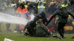 Covid-19: Hà Lan đối mặt bạo động, TT Mexico nhiễm bệnh