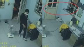 Cạy cửa trộm 2 chiếc điện thoại khi nhân viên đang ngủ trong nhà