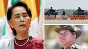 Đảng NLD kêu gọi quân đội Myanmar thả tự do cho bà Aung San Suu Kyi