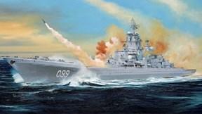 """Sức mạnh """"bất diệt"""" tàu tuần dương lớn nhất thế giới của Nga"""