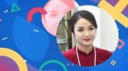 Trang điểm, làm tóc hóa thân thành quý cô Hà Thành trong nháy mắt