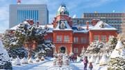 Ghé thăm xứ tuyết thần tiên - quê hương của bia Sapporo nổi tiếng