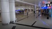 Sân bay Nội Bài vắng khách ngày cận Tết