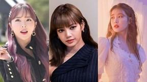 15 nữ thần tượng K-Pop thống trị nền tảng YouTube