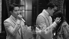 Màn cầu hôn cảm động trước khi mất của diễn viên Hải Đăng