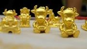 TP.HCM: Chưa đến ngày vía Thần Tài, hàng ngàn người đã rục rịch sắm vàng
