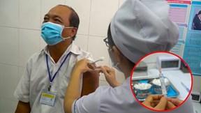 560 tình nguyện viên được tiêm thử nghiệm vaccine Covid-19 giai đoạn 2